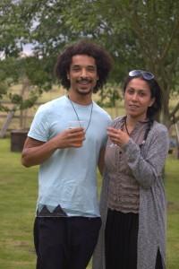 Ben Harriott & Sooree Pillay- Quarry artist